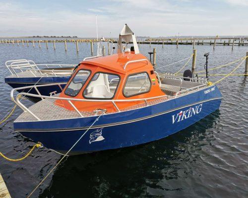Viking500 båd til udlejning på Ærø via Ærø Boat Charter