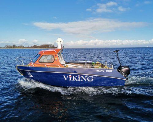 Tag et Speedbådscertifikat hos Ærø Boat Charter på Fyn