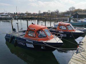 Nemt og bekvemt med en watertaxi - Taxi på vand